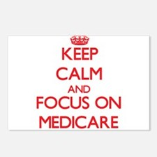 Cute Medicare Postcards (Package of 8)