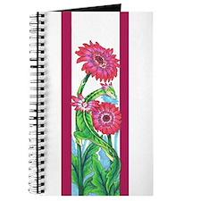 Gerbera Daisy Dragon Journal