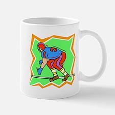 Cartoon Lineman Mugs