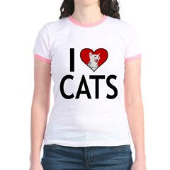 I Love Cats T