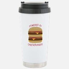 Powered By Travel Mug