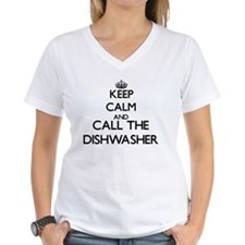 Keep calm and call the Dishwasher T-Shirt