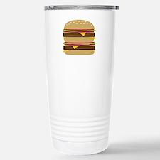Double Burger Travel Mug