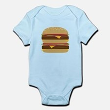 Double Burger Body Suit