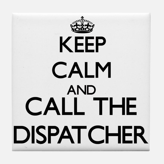 Cool Public safety dispatcher training Tile Coaster