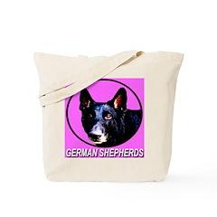 German Shepherds Tote Bag