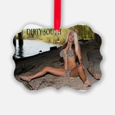 DIRTY SOUTH JS Ornament