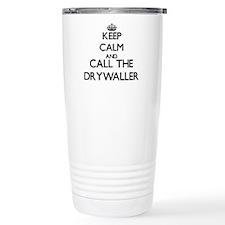 Cute Drywall screw Travel Mug