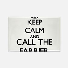 Keep calm and call the Farrier Magnets