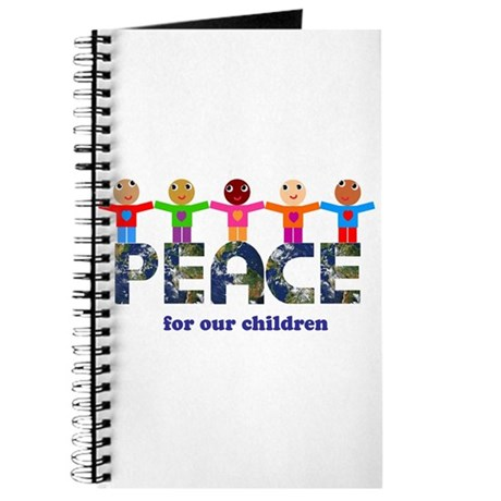 Peace for our children Journal