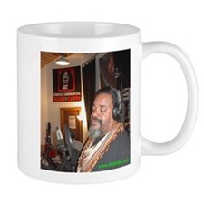 Ike Willis with Zappa - Studio Mug