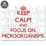 Microorganism Puzzles