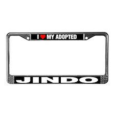 I Love My Adopted Jindo