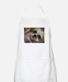 Head Shots (Brandy) BBQ Apron