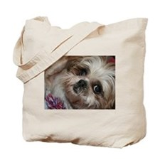 Head Shots (Brandy) Tote Bag