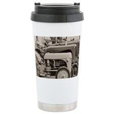 Old Farm Tractor Travel Mug