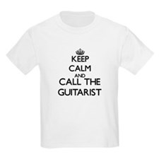 Keep calm and call the Guitarist T-Shirt