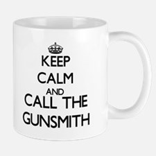 Keep calm and call the Gunsmith Mugs