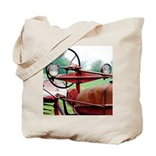 Farm Tractor  Tote Bag