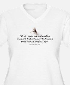 Angling is an art T-Shirt