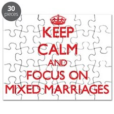 Cute Mixed marriages Puzzle