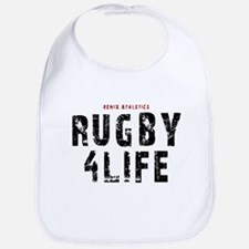 Rugby 4Life Sports Quote Bib