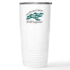 Swim Together Travel Mug