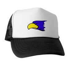 Blue Eagle Trucker Hat