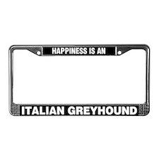 Happiness Is An Italian Greyhound