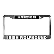 Happiness Is An Irish Wolfhound