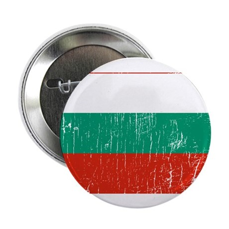 "Vintage Bulgaria 2.25"" Button (100 pack)"