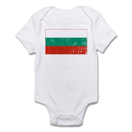 Vintage Bulgaria Infant Bodysuit