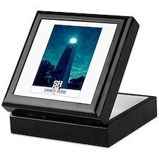 Sandy Hook Light. Keepsake Box