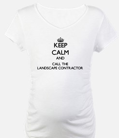 Keep calm and call the Landscape Contractor Matern