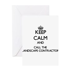 Keep calm and call the Landscape Contractor Greeti