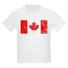 Vintage Canada Flag T-Shirt
