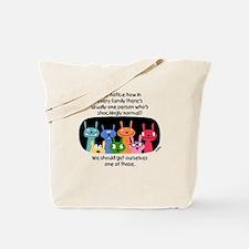 Shockingly Normal Tote Bag