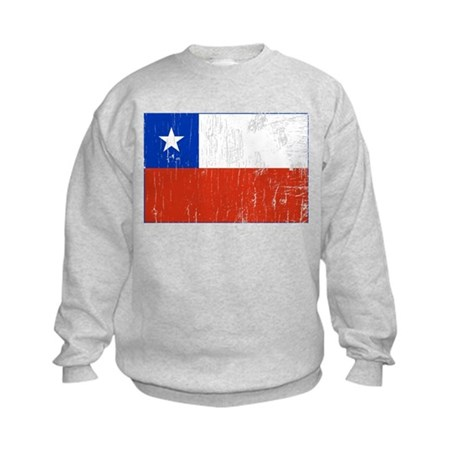 Vintage Chile Kids Sweatshirt