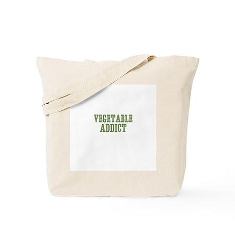 vegetable addict Tote Bag