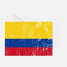 Vintage Colombia Greeting Cards (Pk of 10)