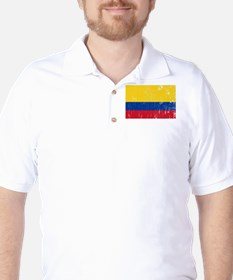 Vintage Colombia Golf Shirt