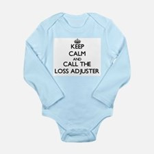 Keep calm and call the Loss Adjuster Body Suit
