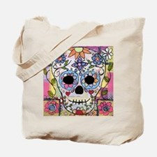 Funny Mexican art Tote Bag