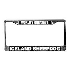 World's Greatest Icelandic Sheepdog