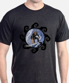Wicked Waves Surfing T-Shirt