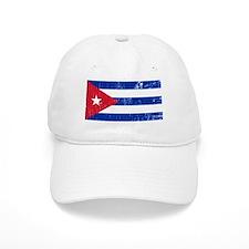 Vintage Cuba Baseball Cap