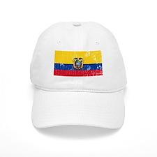 Vintage Ecuador Baseball Cap