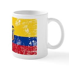 Vintage Ecuador Mug