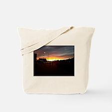 Funny Luz Tote Bag