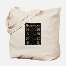 Bushido 07W Tote Bag